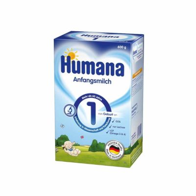 Humana Anfangsmilch 1 no dzimšanas,...