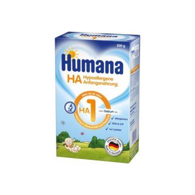 Humana HA 1 + LC-PUFA...