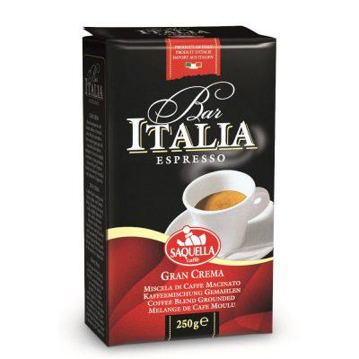 SAQUELLA Gran Crema malta kafija  250g