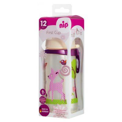 Nip Kids cup 330ml pudelīte bērniem