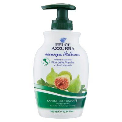 Felce Azzurra ESSENZA Šķidrās ziepes Nourishing (Figs from Marche) 300ml