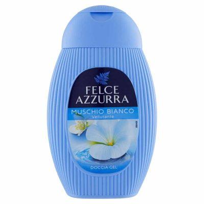 Felce Azzurra Dušas želeja WHITE MUSK 250 ml