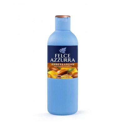 Felce Azzurra Ķermeņa dušas želeja Amber & Argan, 650ml