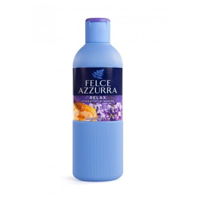 Felce Azzurra ķermeņa dušas želeja Medus un Lavanda 650ml