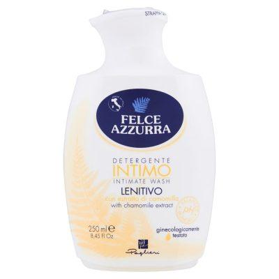 Felce Azzurra intīmās higiēnas ziepes LENITIVO ar kumelīšu ekstraktu, 250ml