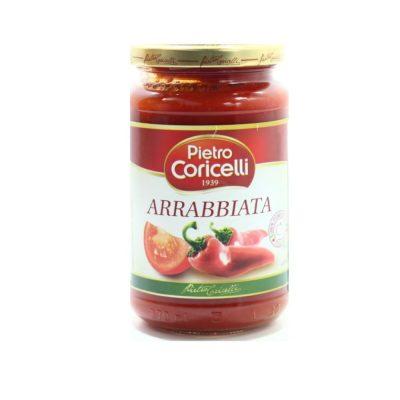 Pietro Coricelli tomātu mērce Arrabbiata 350g