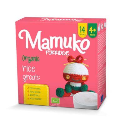 MAMUKO BIO rīsu putra 240g