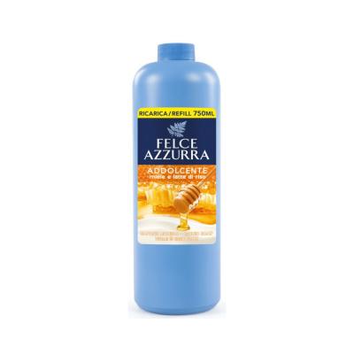 Felce Azzurra šķidrās ziepes Honey & Rice Milk rezerve 750ml